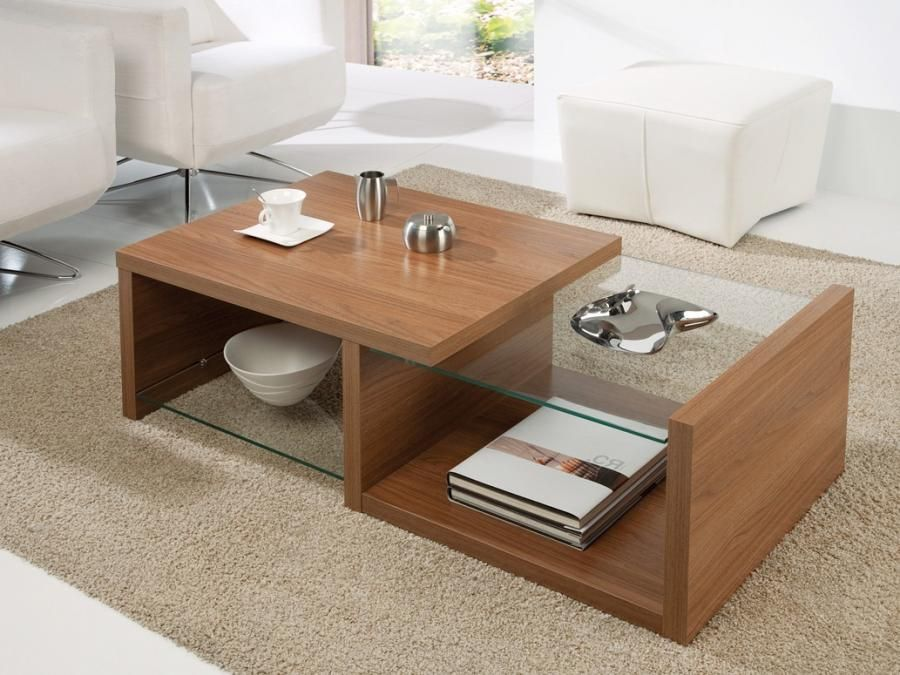 10 Top Wooden Center Tables For Living Room