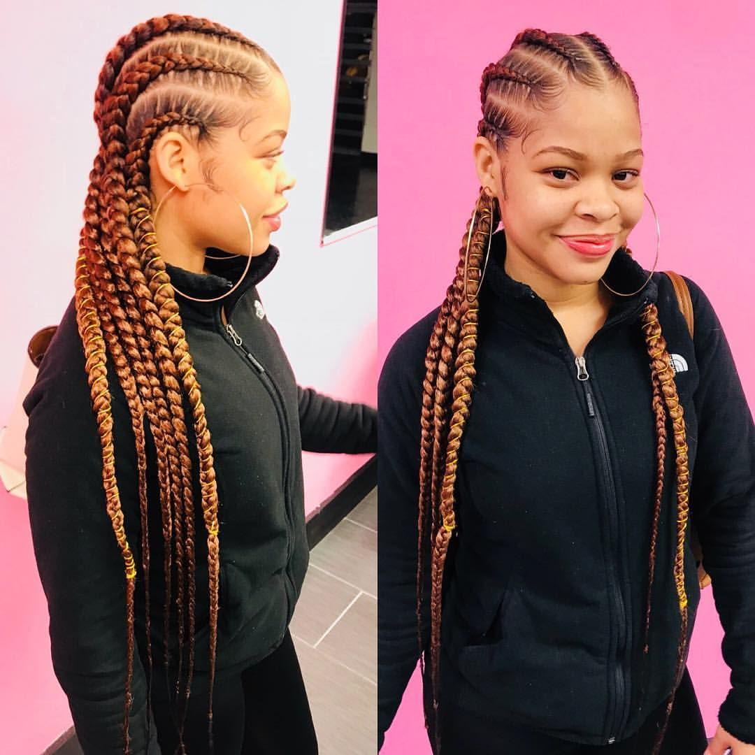 Pin by caroline on b r a i d s pinterest ghana braids corn