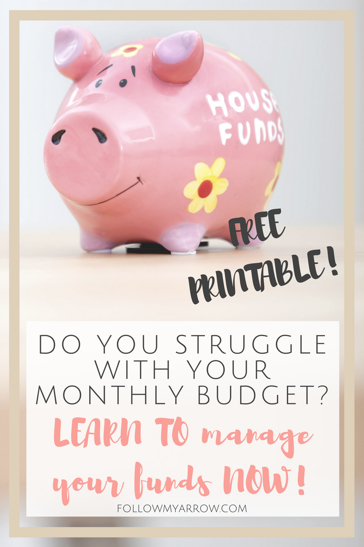 When the month lasts longer than the budget...The struggle is real!