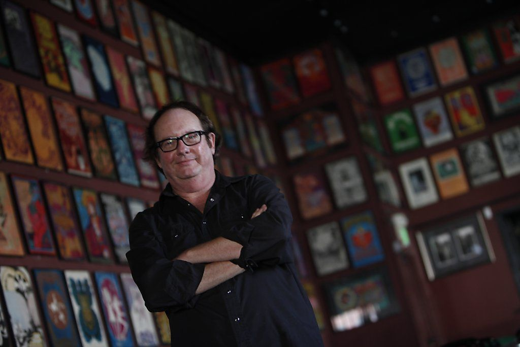 Fillmore S Poster Room Filled With Walls Of Sound With Images