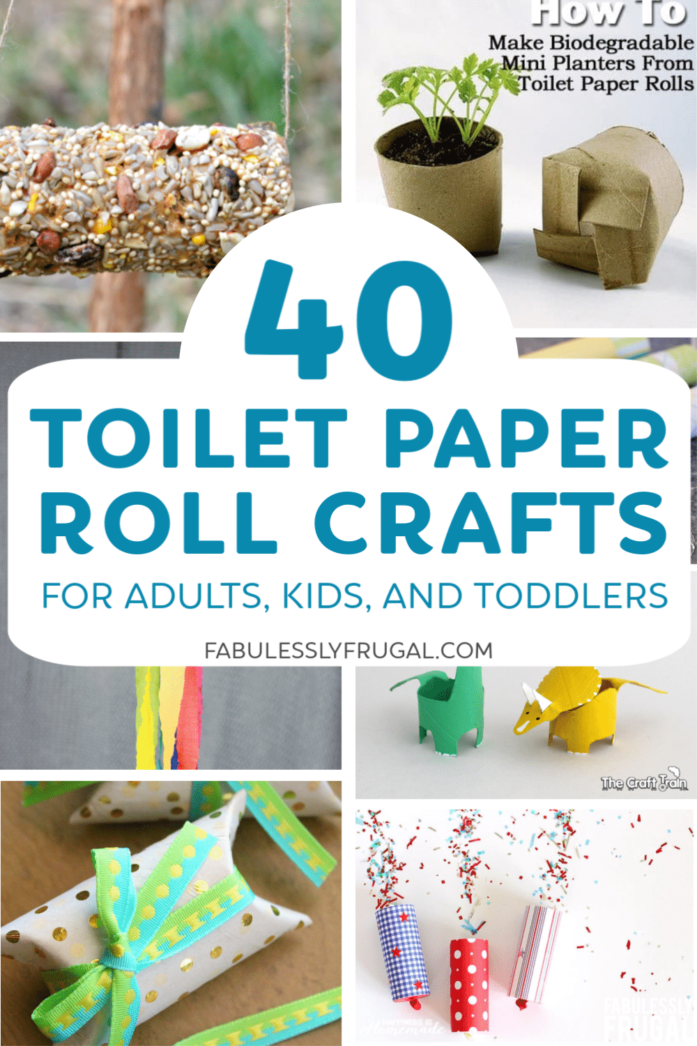 11+ Toilet paper roll crafts for adults information