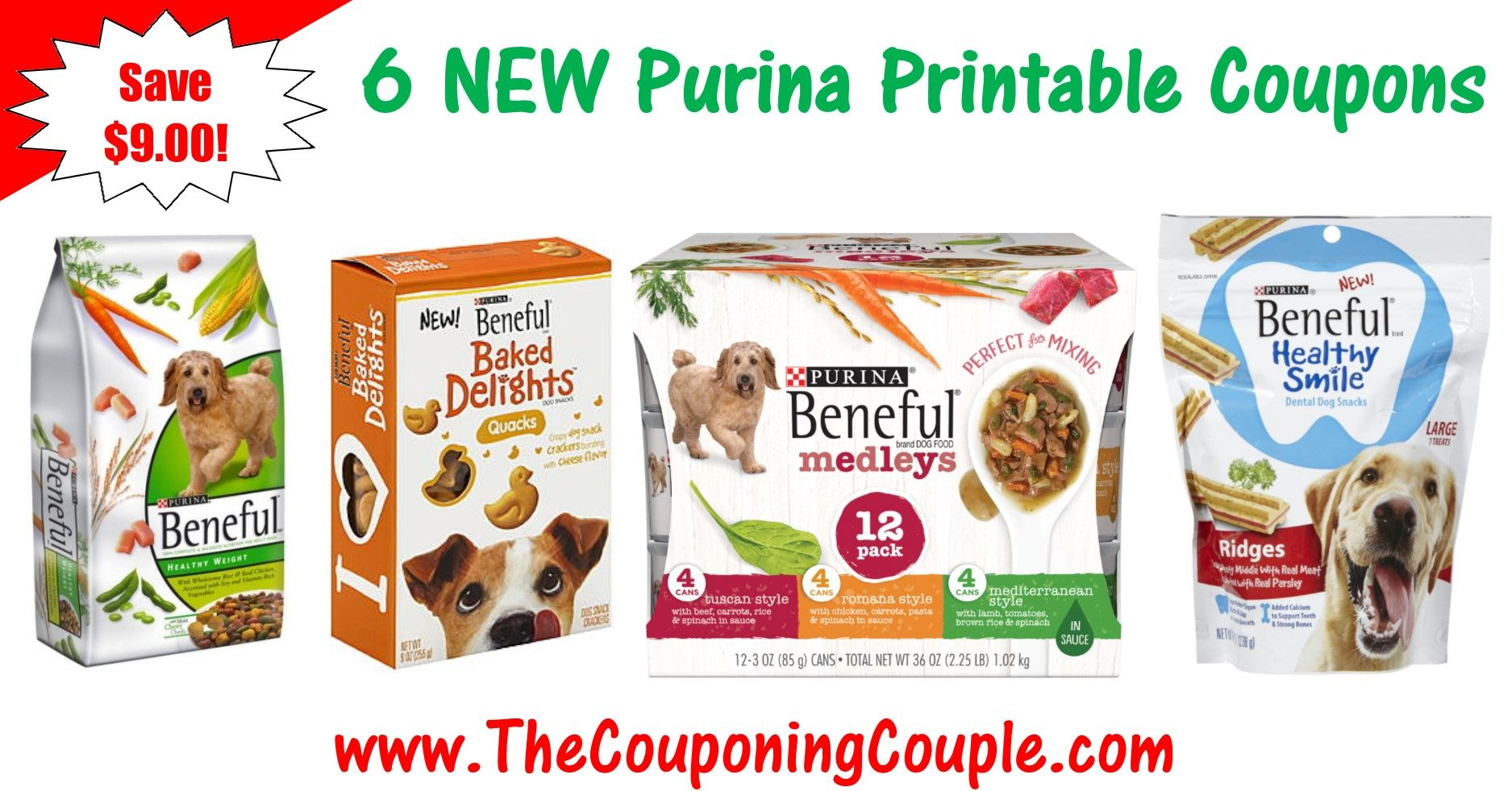 2 NEW Purina Printable Coupons SAVE 3.10 on Cat Chow