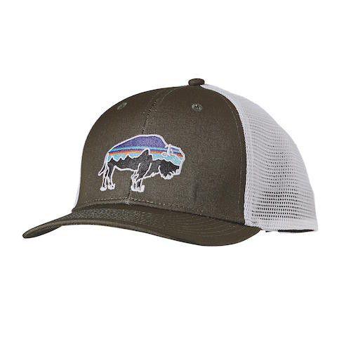 0d12c266 Patagonia Fitz Roy Bison Trucker Hat | Patagonia | Patagonia hat ...