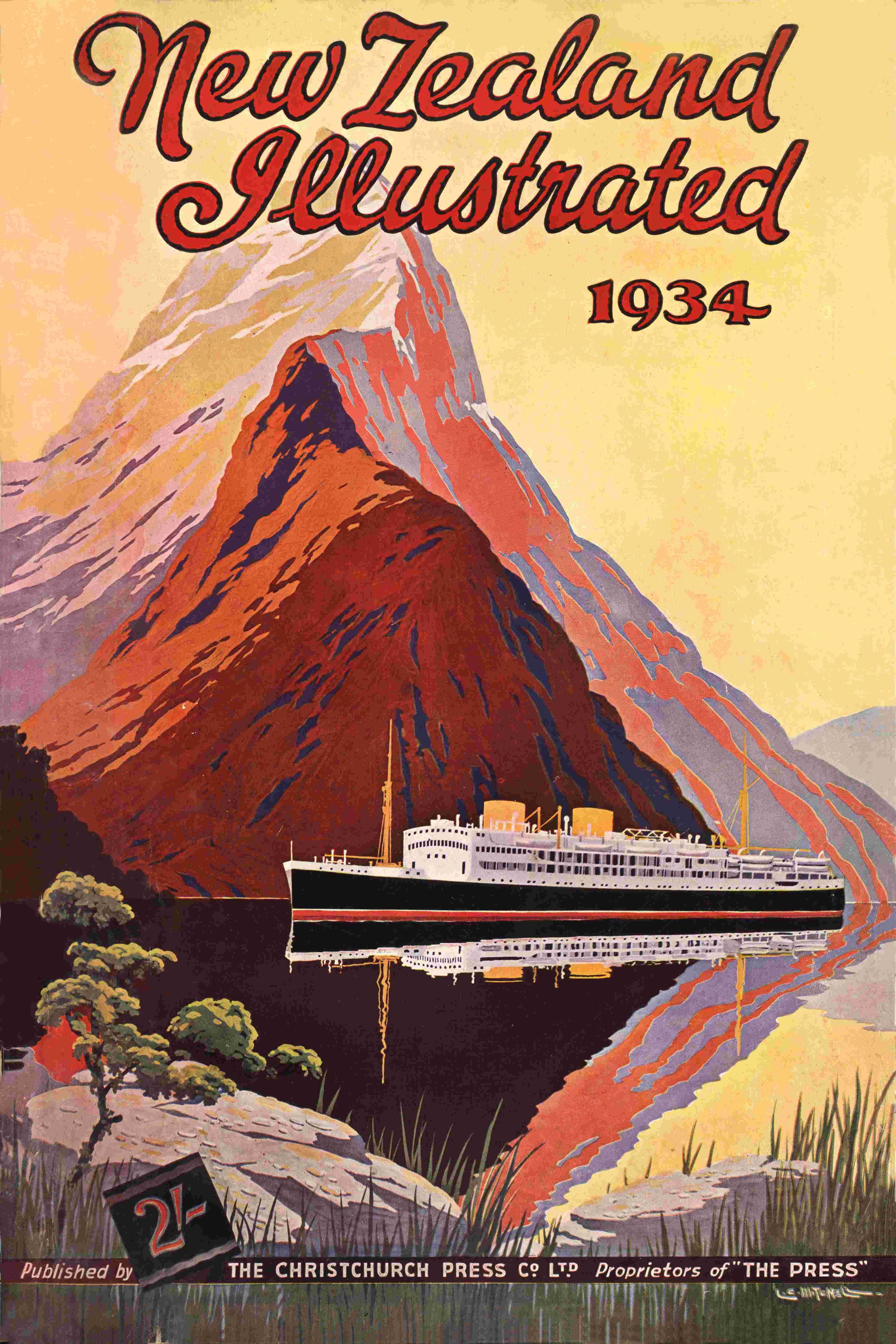 1920s Visit Montana Northern Pacific Railroad Vintage Style Travel Poster  20x28