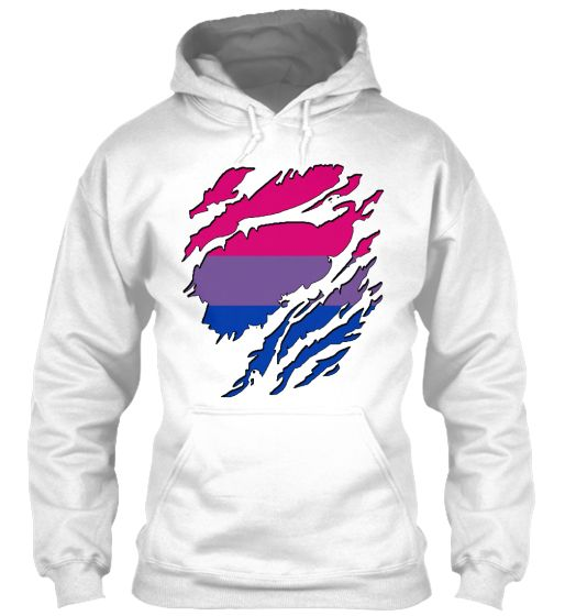 Ripped Bisexual Design