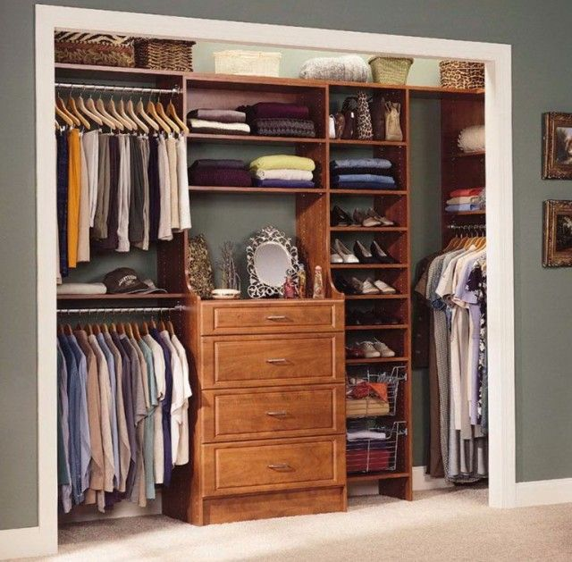 17 best images about organization on pinterest closet organization best home design and small closet design