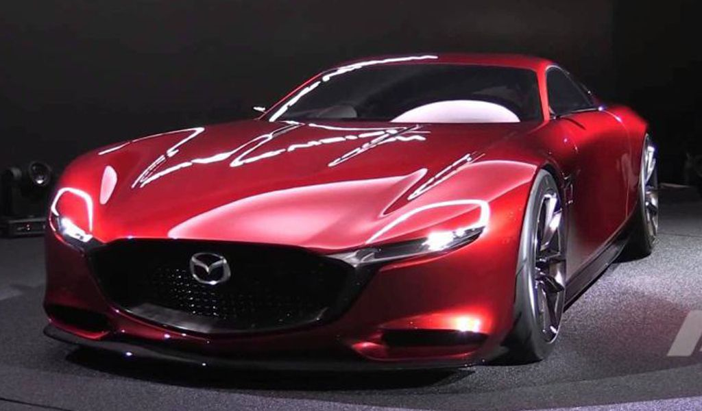 The New Mazda Rx7 2019 Is Now In The Initial Phase Ahead It Is Expected That The New 2019 Mazda Rx7 Has The Wankelmotor The Rugged Engine For Mazda Rx7 2 Mobil