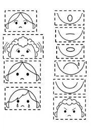 English worksheets: Feelings worksheets, page 27