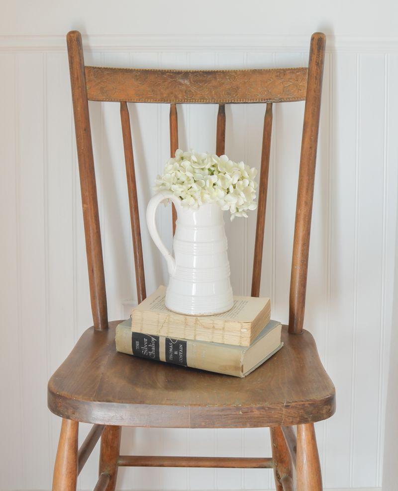 8 DIY Decor Ideas, Favorite Boots + More - Sarah Joy  Old wooden
