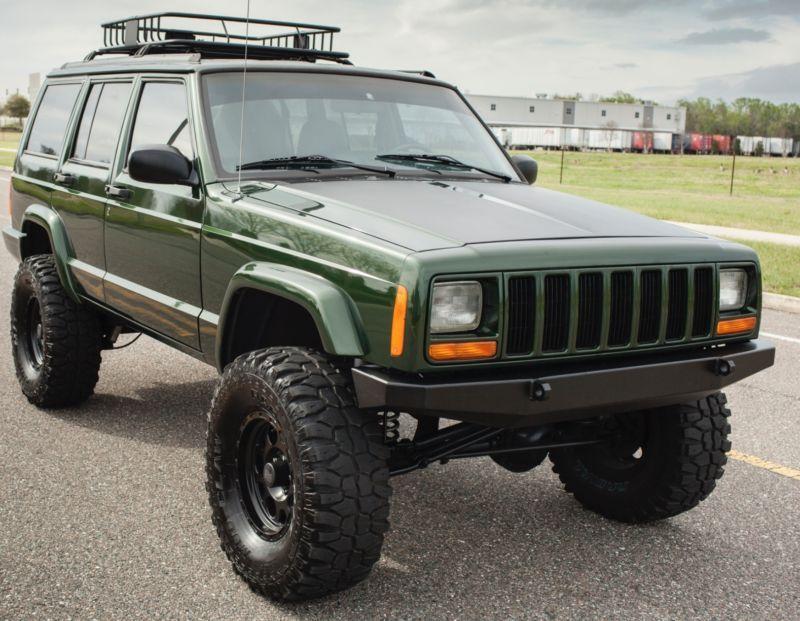 1998 Jeep Cherokee Sport Sport Utility 4 Door Jeep Cherokee