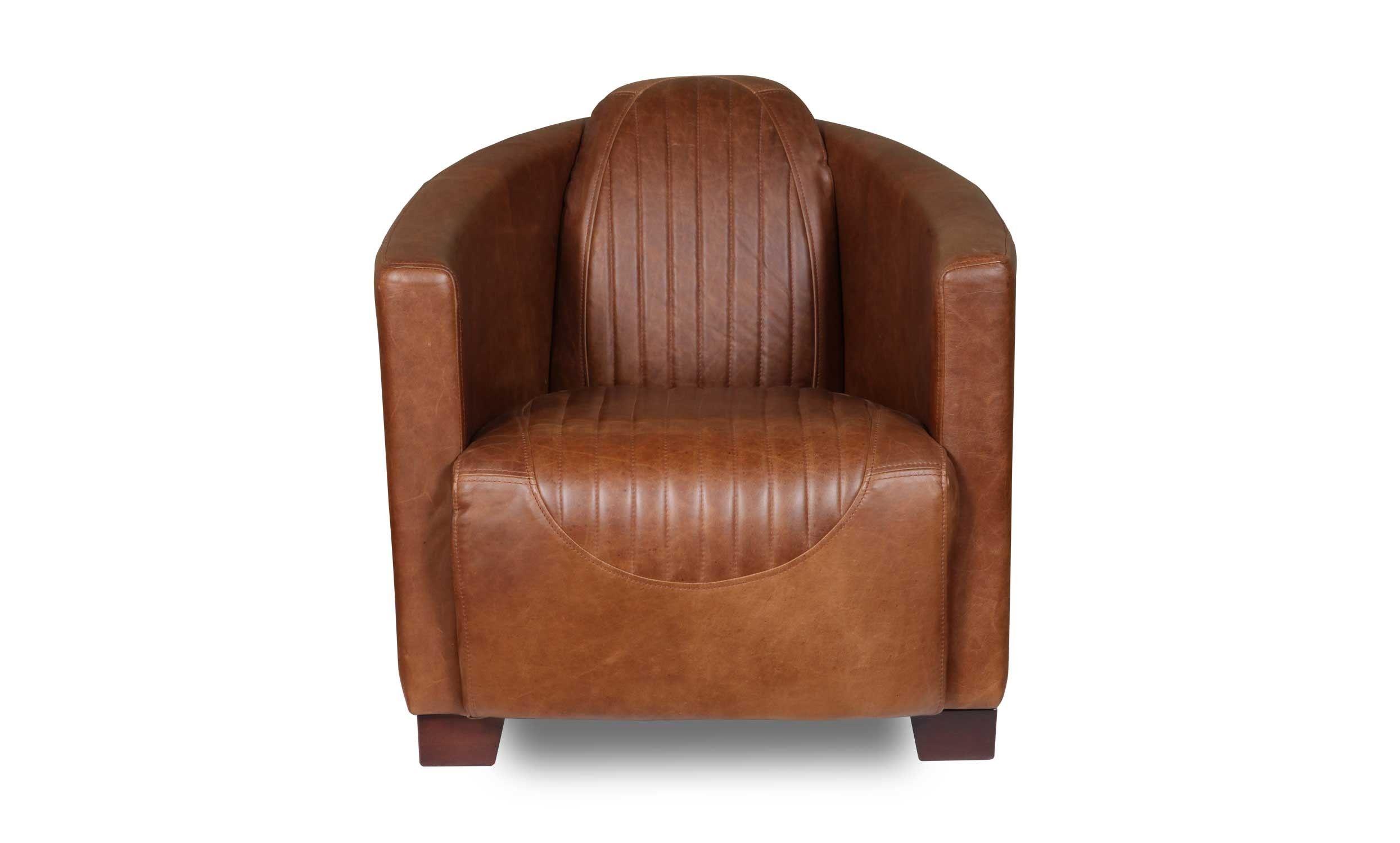 Aviator Chair Aviator Leather Sofa Ranges Sofas & Chairs TR