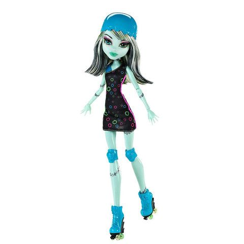 Monster High Frankie Stein Doll - Fashion Honeyz | Monster high ...