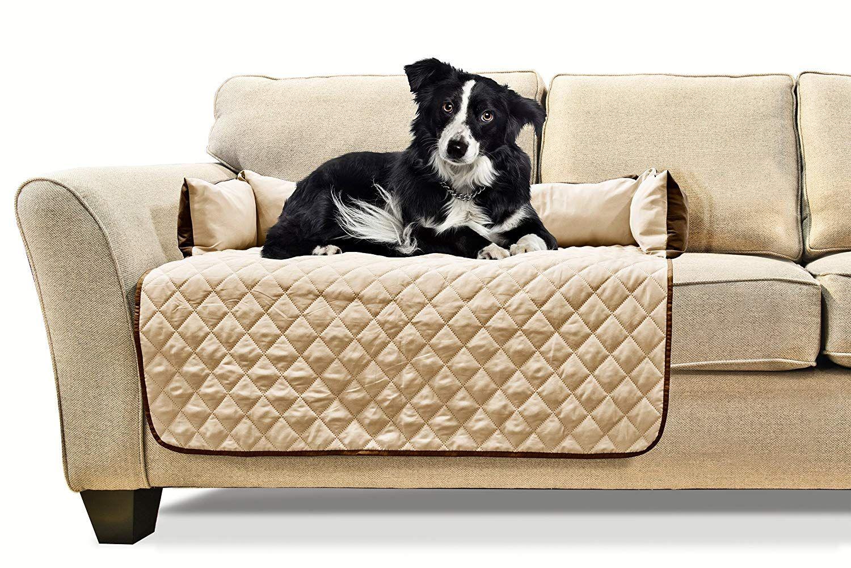 Prime Furhaven Sofa Buddy Reversible Pet Bed Furniture Cover Machost Co Dining Chair Design Ideas Machostcouk