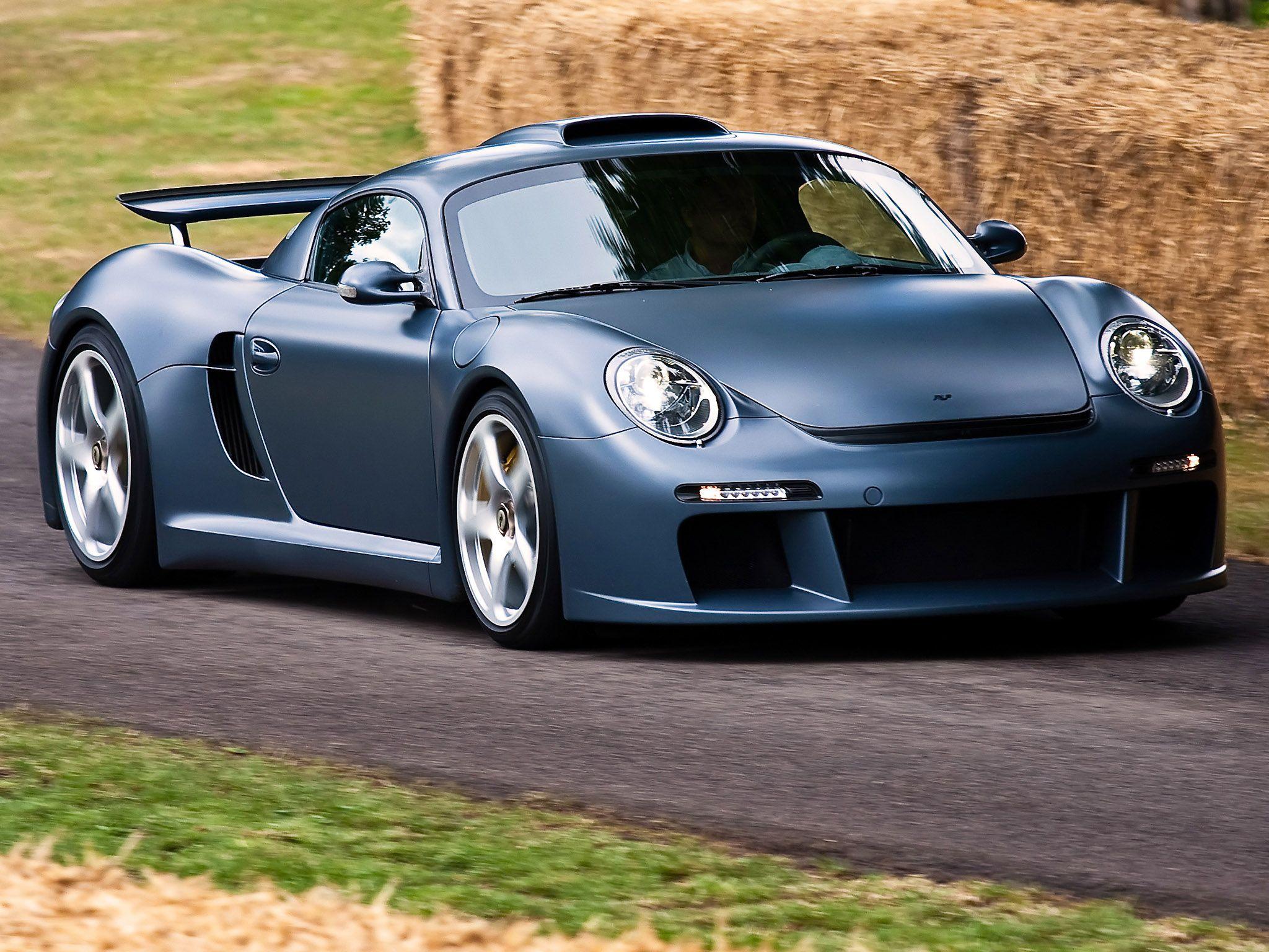 Tudo Fosco Ruf Ctr3 Porsche Cayman Car Automobile