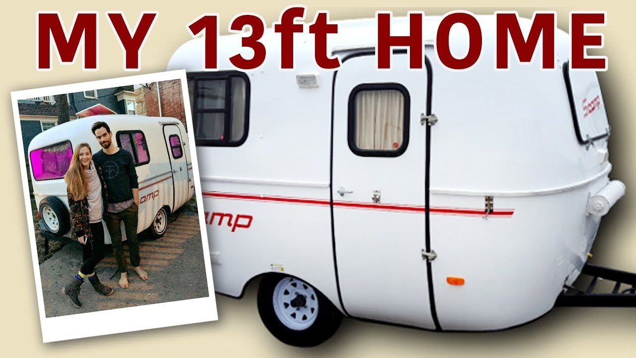 25 Elegant Photo Of Small Scamp Trailer Makeover And Renovation