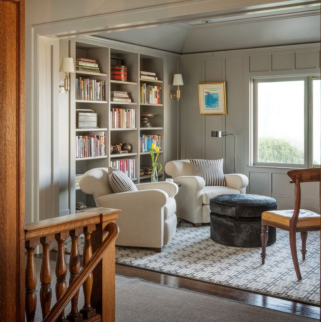 Pinsep On Rooms  Pinterest  Study Areas Room Interior Stunning Living Room Library Design Inspiration