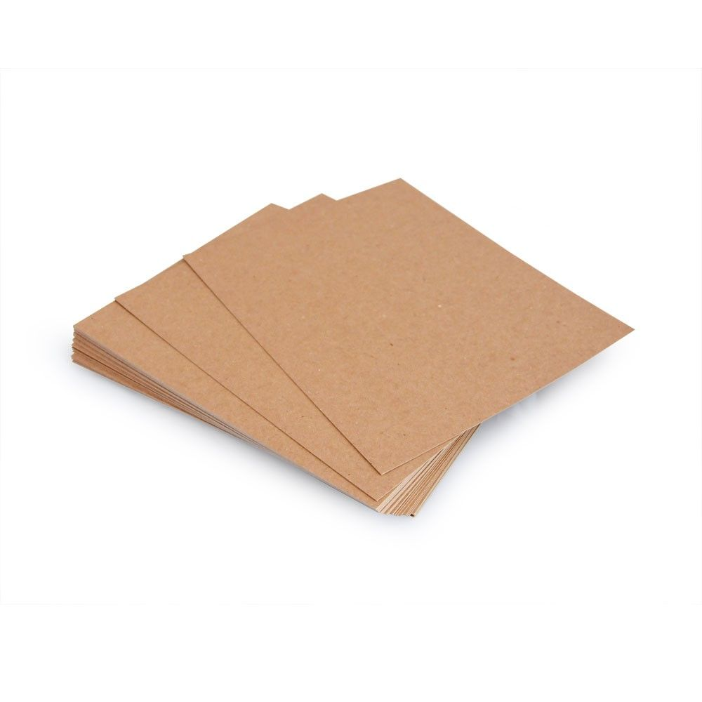 13 pt Chipboard Sheets - 8.5\