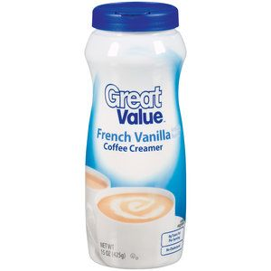 Make Liquid Non Dairy Creamer From Powdered Vanilla Coffee