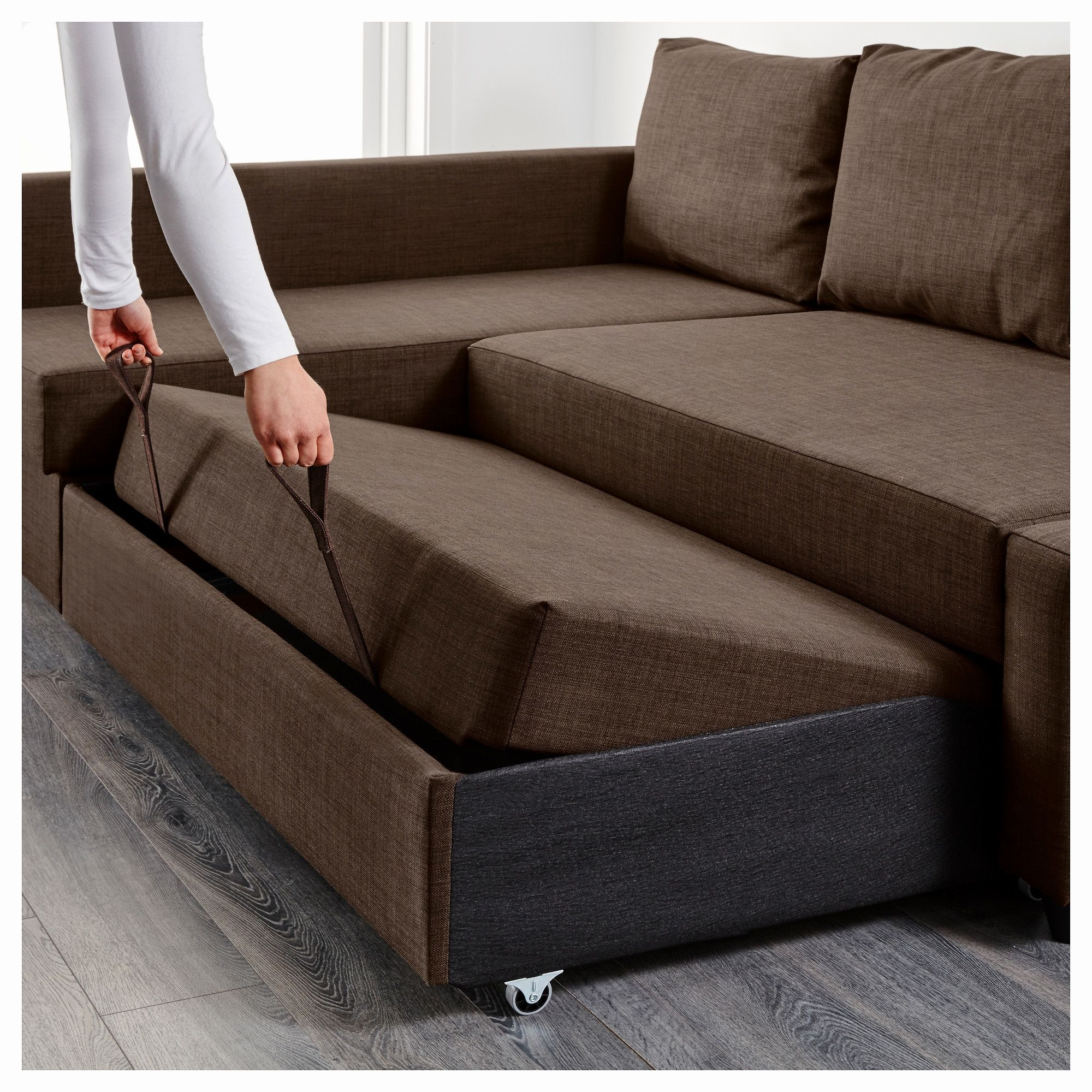sofa sectionals sectional dark in w seat skiftebo gray furniture used sofas storage living room sleeper best widely the friheten