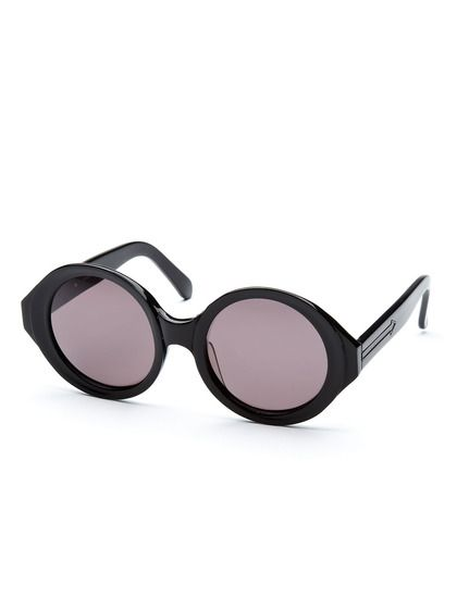 5be2576eb97c Number Six Round Frame by Karen Walker Sunglasses on Gilt.com ...