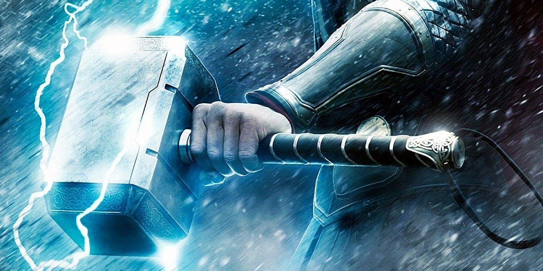 Mochila Escolar Infantil Estampa Thor Ragnarok Marvel