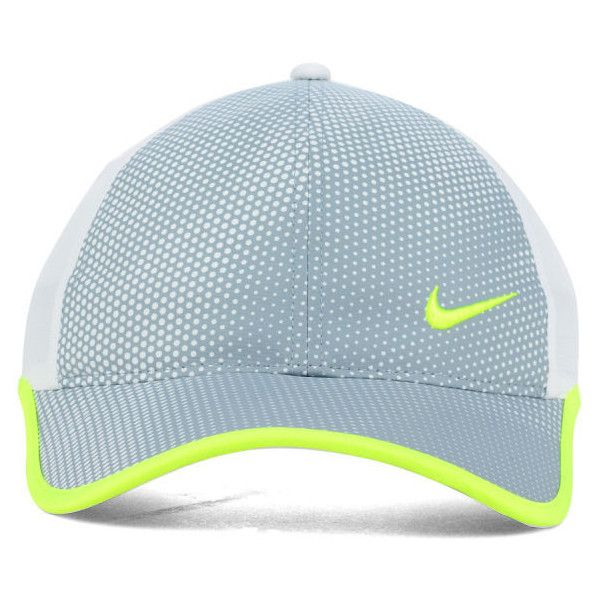 312bb1fa5a0 Nike Golf Women s Seasonal Cap (33 CAD) ❤ liked on Polyvore featuring  accessories