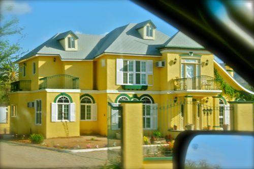 Happy Colors Houses Designs Trend