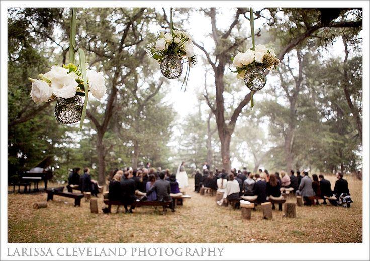 Wedding Inspiration Big Sur Wedding Romantic Outdoor Wedding Real Weddings Photos