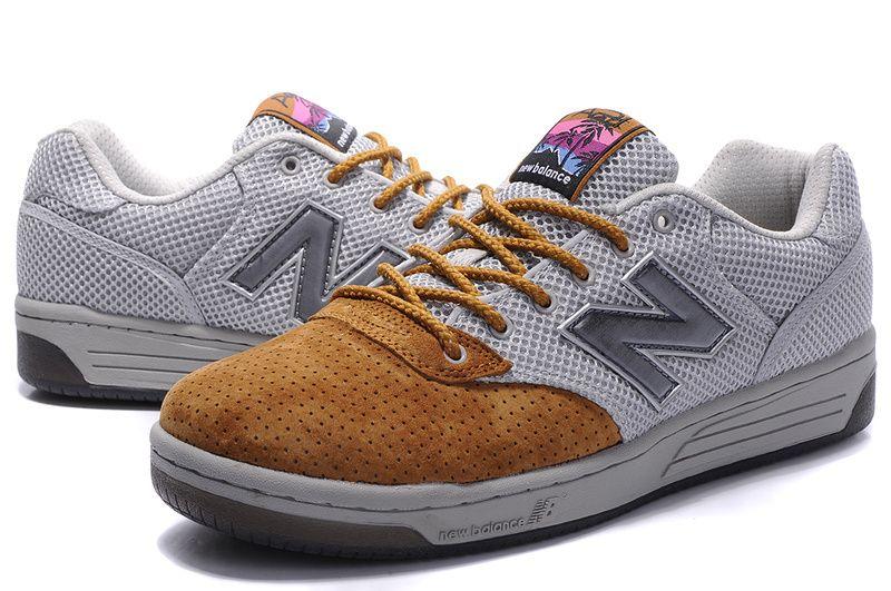 Zapatos de malla de zapatos de skate deportes genuinos Hombres New Balance respirables, zapatos casuales en la primavera y el verano de 2013