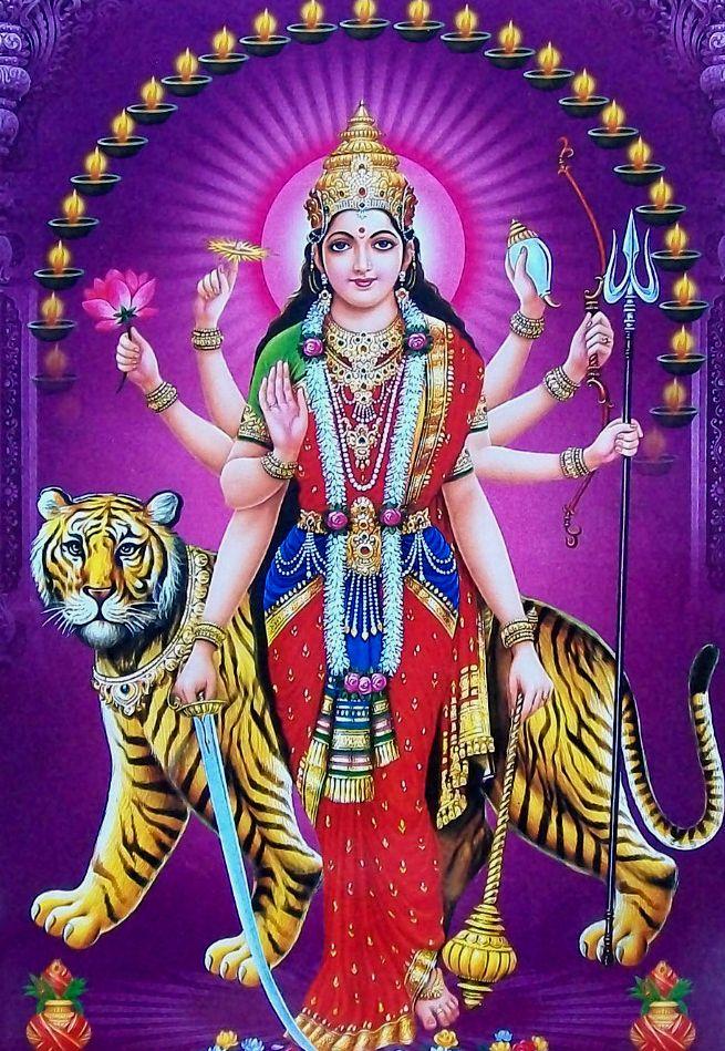 Pin By Jahnvi Yogaway On Durga Images Durga Maa Durga Durga Puja