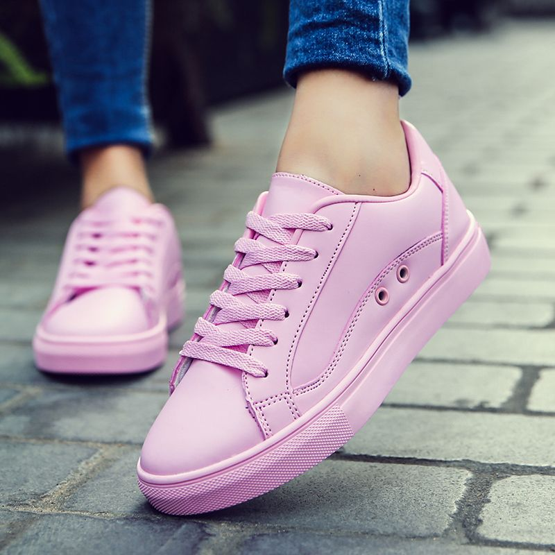 Pink Tennis Shoes || Affordable pink tennis shoes || Spring