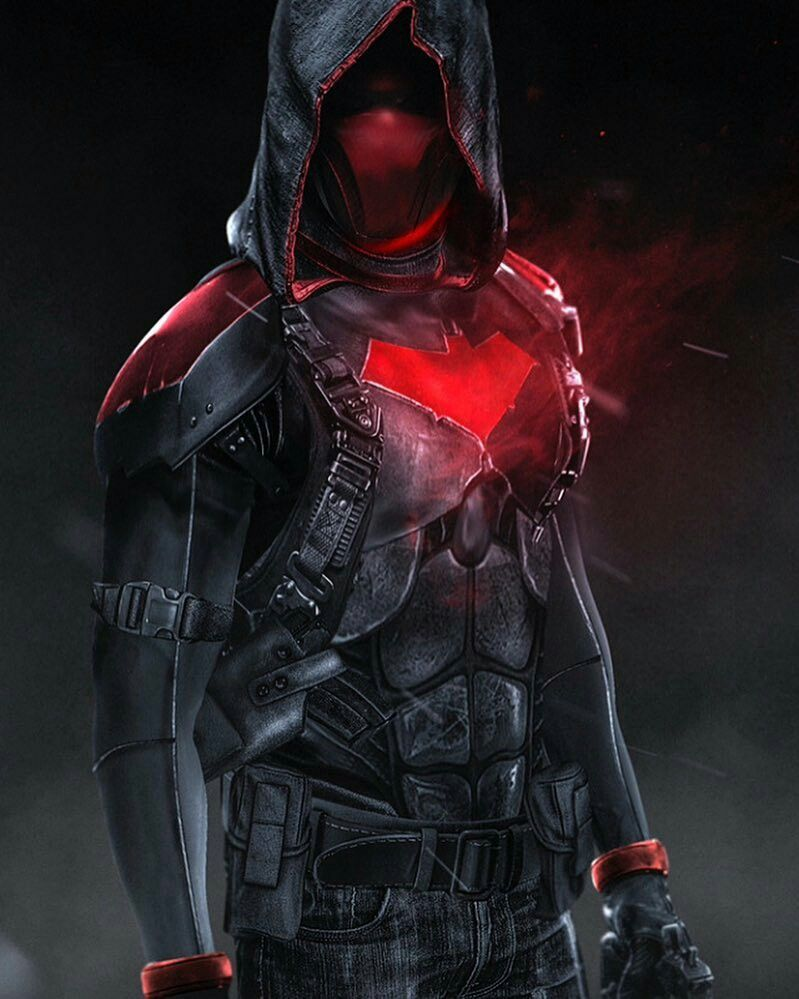 DC Comics Red Hood. For similar content follow me  jpsunshine10041 ... 75677d72b99