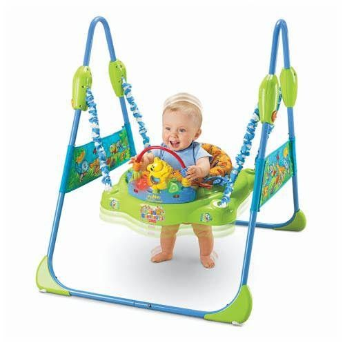 6c134f20e Fisher-Price Deluxe Jumperoo Fisher-Price.  70 new