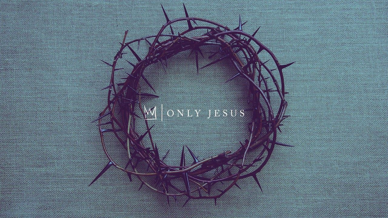 Casting Crowns Only Jesus (Visualizer) Casting crowns