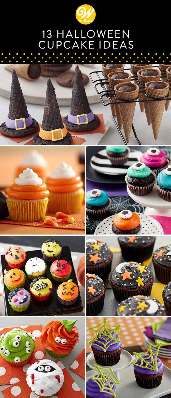 13 Halloween Cupcake Ideas | Wilton Blog