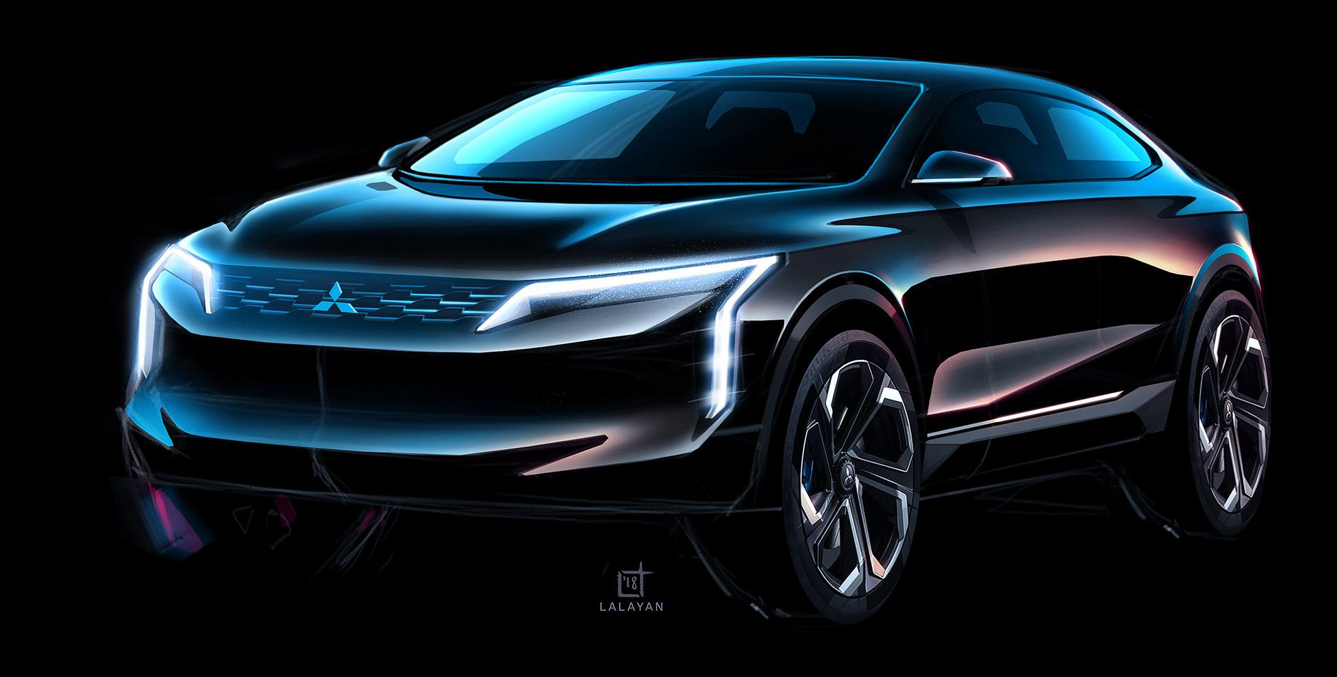 2020 Mitsubishi Lancer Release Date and Concept