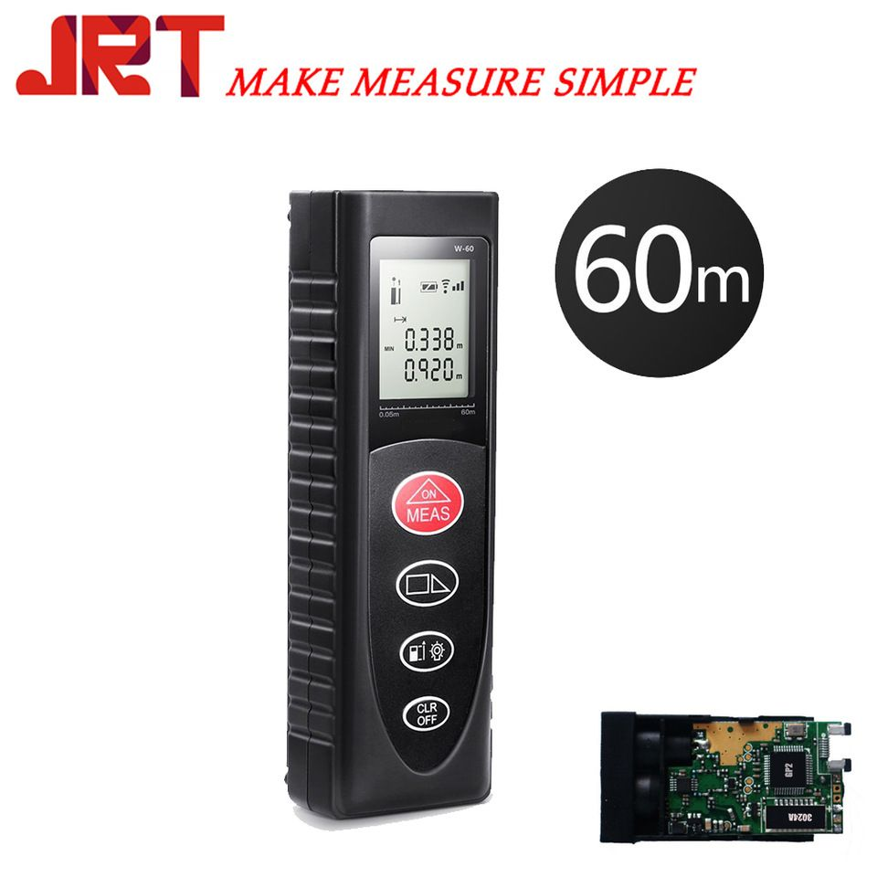 Mini Digital OEM Infrared Ruler with 1mm accuracy