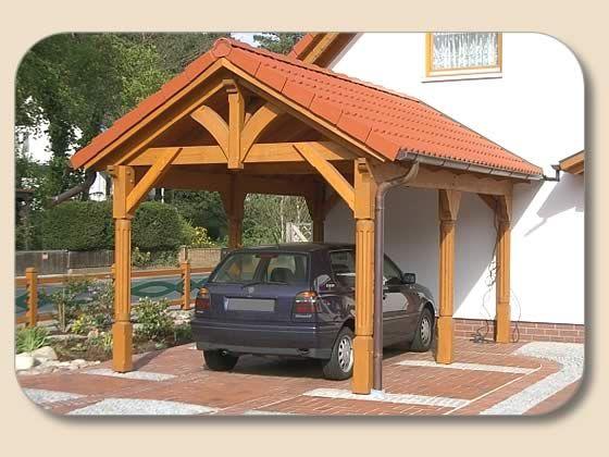 Google Image Result for //.holzon.de/carport/carport_satteldach_0.jpg | Botanical Bliss | Pinterest | Car ports Google images and Google & Google Image Result for http://www.holzon.de/carport ...