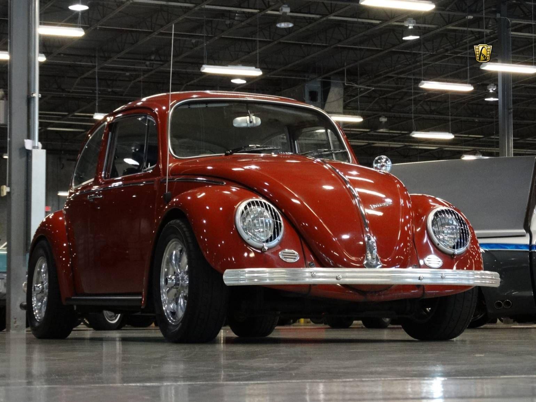 1966 Volkswagen Beetle 2 Door For Sale 1764724 Volkswagen Beetle Volkswagen Volkswagen Beetle Vintage