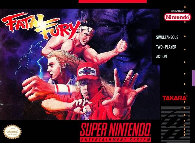 Fatal Fury Snes Super Nintendo Super Nintendo Super Nintendo Games Fury