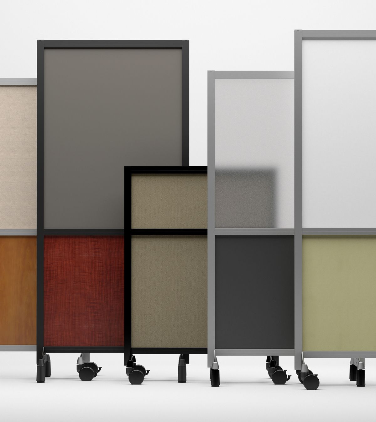 office wall divider. The Office Leader. Abco Snap Panel X Freestanding Mobile Divider Wall I