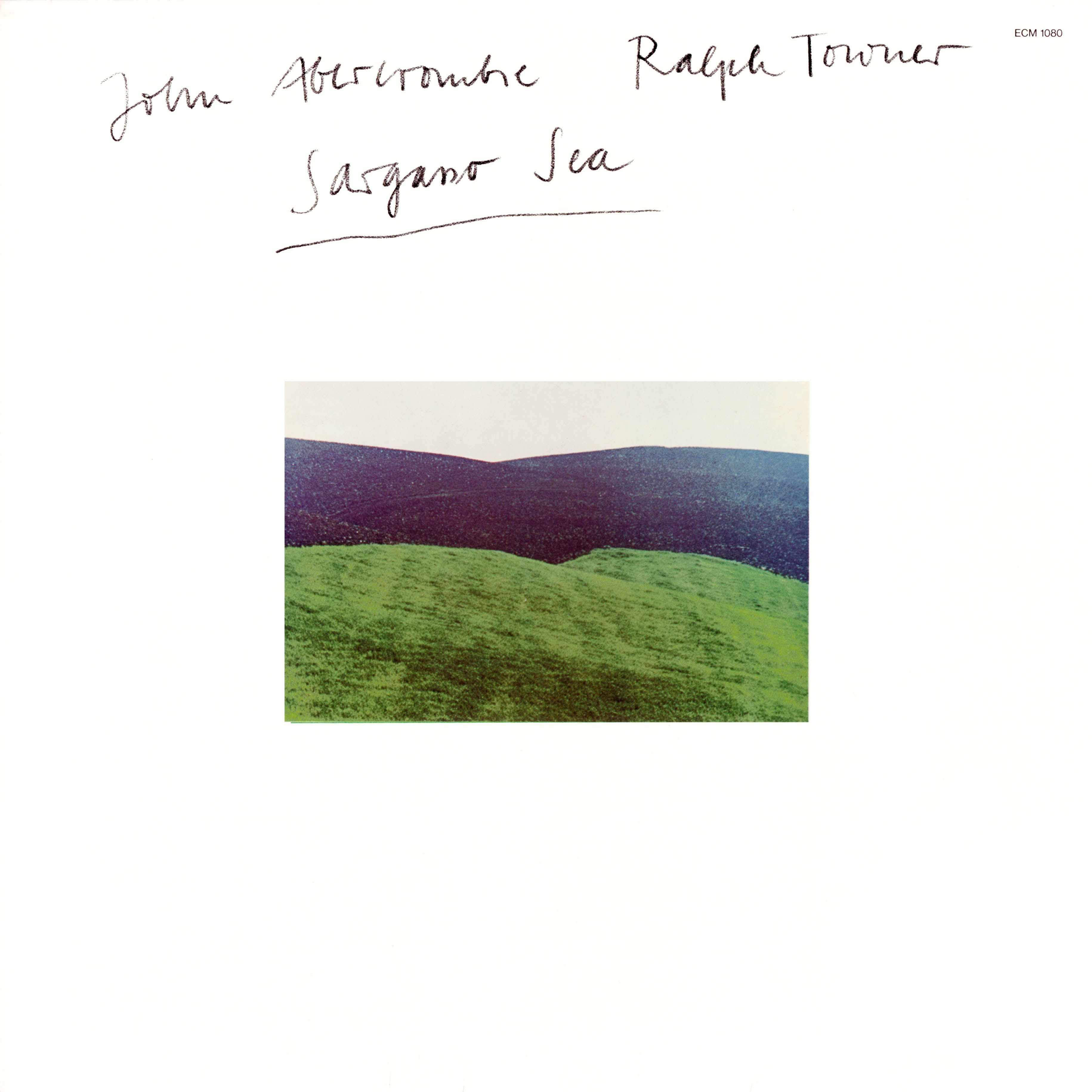 John Abercrombie Ralph Towner 1976 Sargasso Sea Ecm 1080