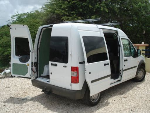 my latest mini camper van ford transit connect the. Black Bedroom Furniture Sets. Home Design Ideas