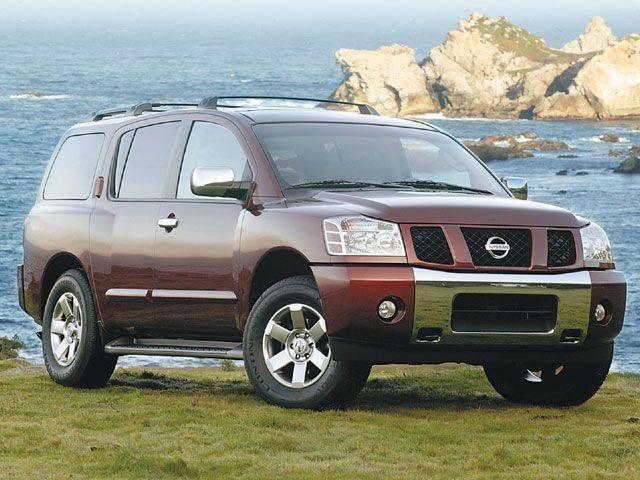 The Newest One Love It Nissan Pathfinder Nissan Armada 2004 Nissan Pathfinder