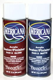 DecoArt Americana Sealers | Sealer