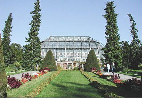 Botanischer Garten Berlin Germany Berlin Botanical Gardens Public Garden Urban Design Concept Urban Design Plan