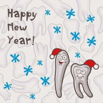 Make Dental Health your New Year's Resolution.