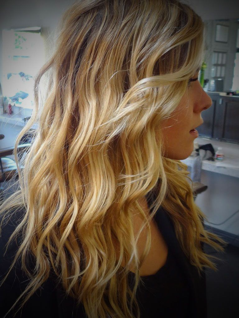 Light Brown Hair With Blonde Highlights Tumblr Hair Color Ideas