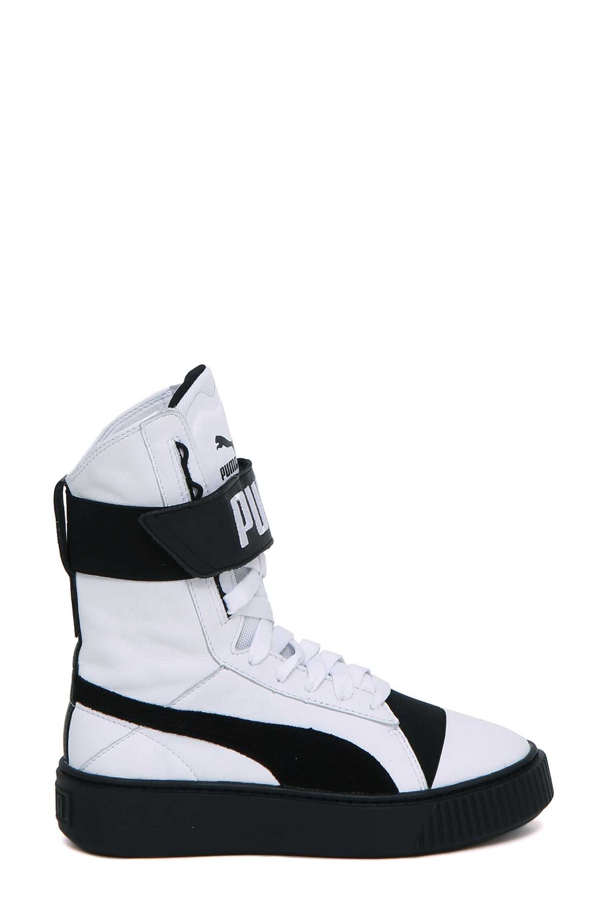 2cc8e8d00b PUMA PLATFORM HIGH-TOP SNEAKER.  puma  shoes