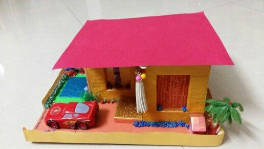 Types of houses for school project